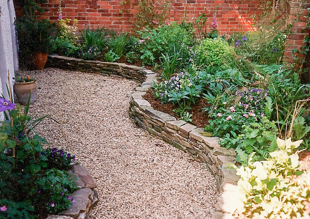 Garden design oxfordshire babylon design