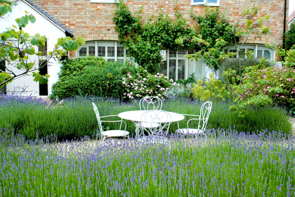 Garden design Oxfordshire by Babylon Design